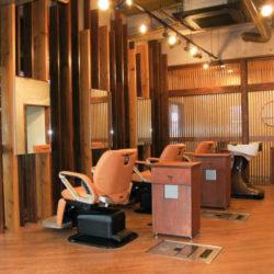 Hair cafe DENIM